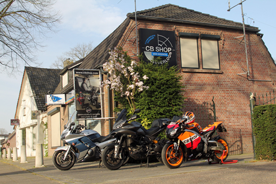 CBShop Overloon Winkel